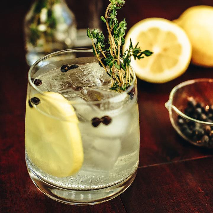 4 recetas de gin tonics originales