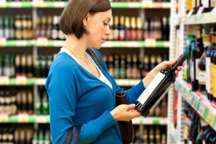 ¿Cómo elegir el mejor vino en un supermercado?